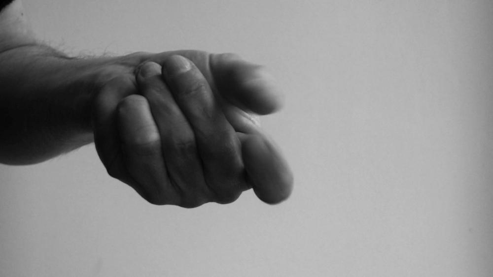 socio-cultural-economic distinction - vulgar gesture